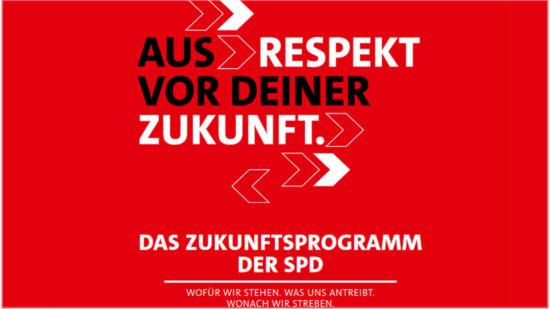 """Logo """"SPD Zukunftsprogramm"""""""
