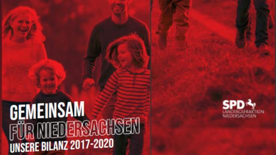 Halbzeitbilanz der SPD-Landtagsfraktion Nds.
