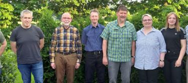 Der neue Vorstand des OV Stadtoldendorf