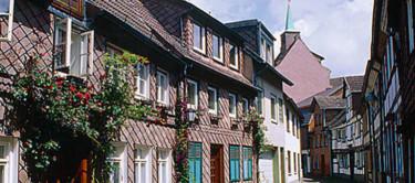 Grabenstraße Stadt Holzminden