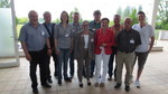 Delegation UB Holzminden auf dem Bezirksparteitag 2013
