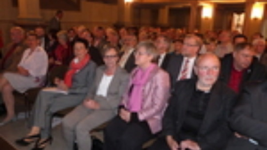 Festakt 150 Jahre SPD